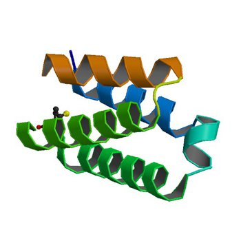 Crystal structure of protein SPy2152 from Streptococcus pyogenes (2FU2)